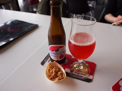 2013 ベネルクスの旅・その11 食べました、飲みました