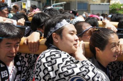 四年ぶりの神田祭~日本三大祭りは、東京の街のど真ん中。参加者と観光客の距離の近さもすごいです~
