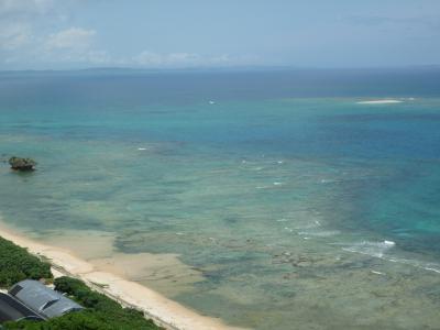 梅雨の沖縄 リゾートホテルで満喫の旅