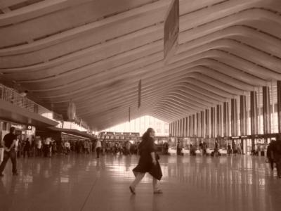 イタリア映画☆ 名作「終着駅」舞台巡りの旅  ローマ・テルミニ駅編♪♪