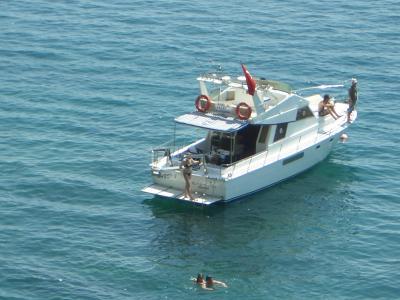 ⑤2013年GW UAE・トルコ・エジプト周遊・トルコの地中海リゾート・アンタルヤ(AYT)滞在記・編