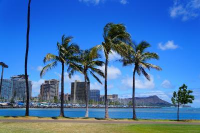 7ヶ月ぶりのハワイ。