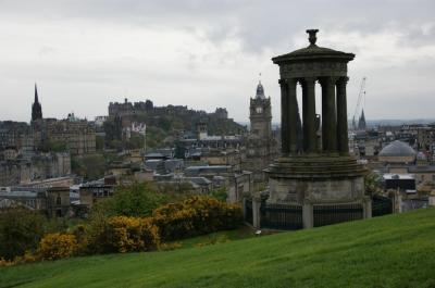 2013年 UK旅行記 1:スコットランド・ザ・ブレイブは流れて