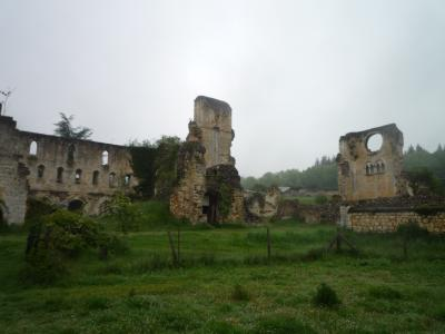 シトー派 モルトメール修道院