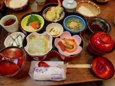 京都旅行・昼食