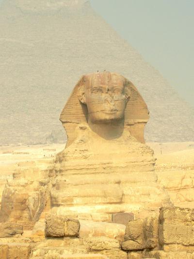 ファラオに惹かれて・エジプト一人旅:3