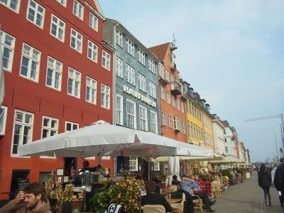☆初めての北欧 ちょっとロングステイ  物価が高いけど 治安良好!☆ 出発から コペンハーゲン