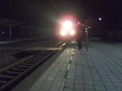 オヤヂ一人旅-8 (5日目④…平遥駅から西安へ)