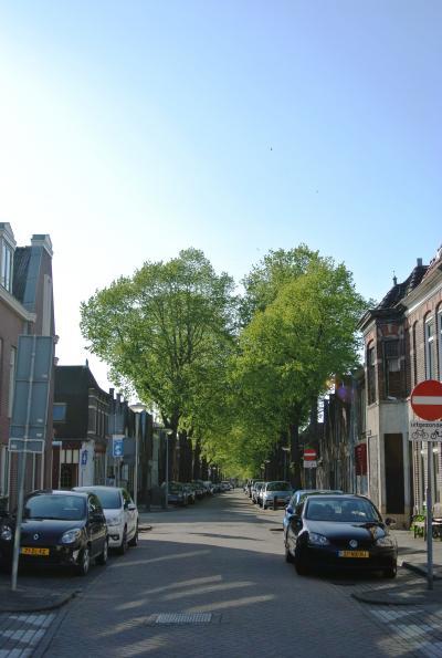 春のドイツ&オランダ アルクマール 街歩き編