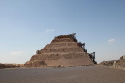 2013春のエジプト3泊4日★5 サッカラ