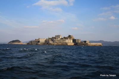 軍艦島上陸 リベンジ