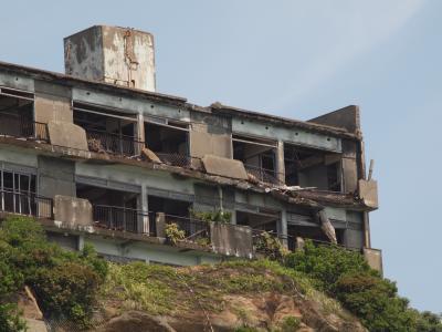 九州レンタカー旅行 六日目 軍艦島上陸