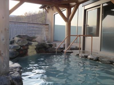 雫石にある綱張温泉。