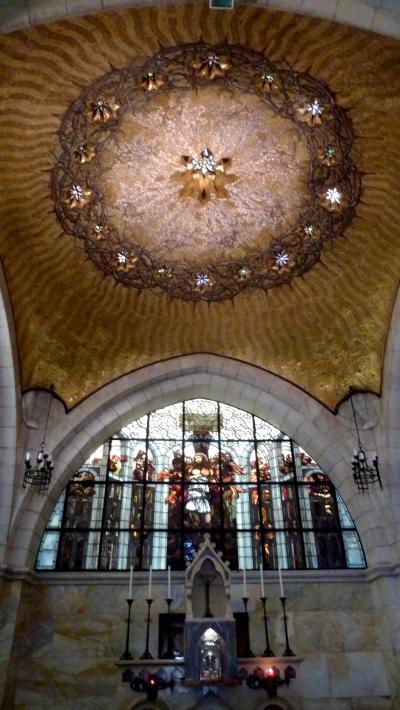 第1部イスラエル周遊旅情第2章エルサレム探訪44三宗教の聖地その7悲しみの道ヴィア・ドロローサ・第1溜~第5溜