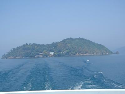 琵琶湖2 竹生島