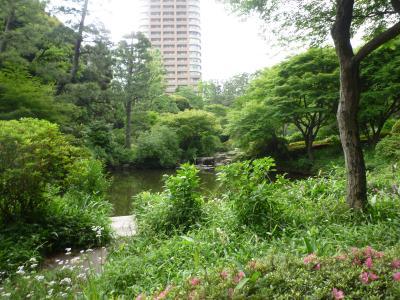 東京~~都会の緑に触れる旅~~