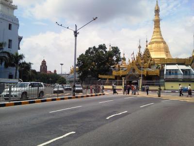 ミャンマー出張 2012