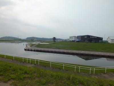 利根川河口から霞ヶ浦