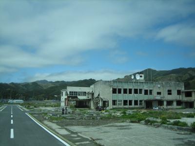 復興応援バスツアー 遠野・釜石・大槌号③大槌町