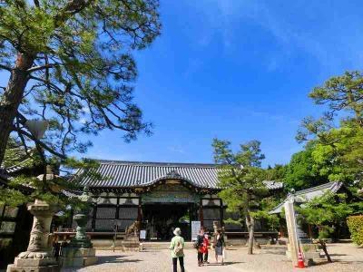 京都旅行・御香宮神社