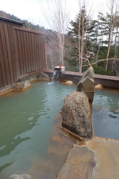 2013GW 秘湯 濁河温泉へ (2) 【 リニューアルした 濁河温泉 朝日荘 】