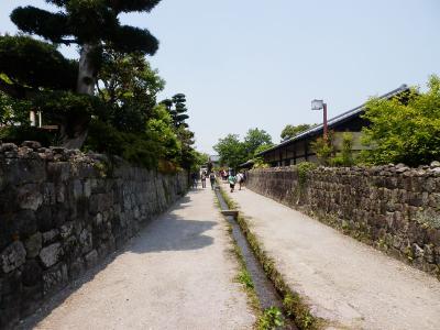 九州北部2013GW旅行記 【8】島原2(武家屋敷、島原外港他)