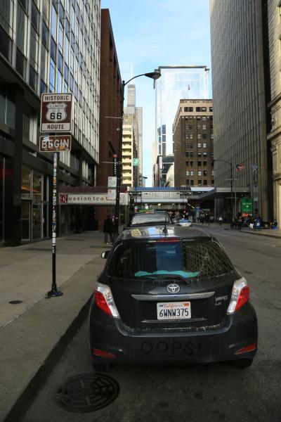 2012年ロサンゼルス⇔シカゴ間 アメリカ・レンタカー単独往復横断走~東ヘ西ヘ1万1000km~その12 「リアルたった独りのルート66編 出発地・シカゴ」
