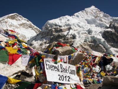 2012 Top of the World エベレスト街道トレッキング Part3 ドラクナク~EBC~ナムチェ