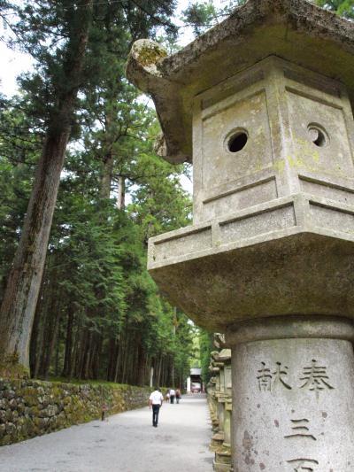 3,400ヘクタールにおよぶ広大な境内の日光二荒山神社/栃木・日光