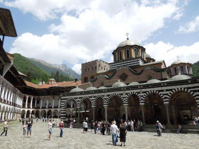 ブルガリア&ルーマニア旅行*ブルガリア編