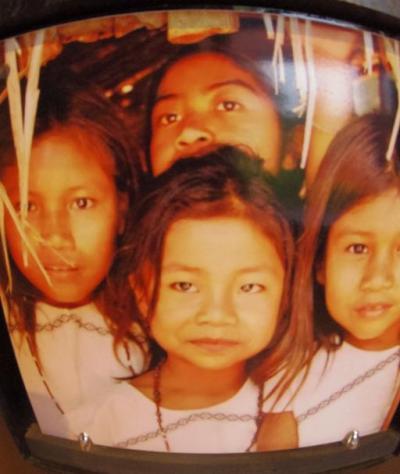 パラグアイ・トリニダー遺跡 1〔映画:ミッション(ロバート・デニーロ主演1986年上映)の世界へ
