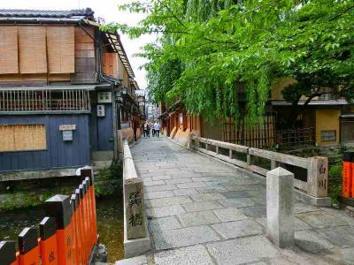京都旅行・巽橋(サスペンドラマ撮影場所を歩く2)