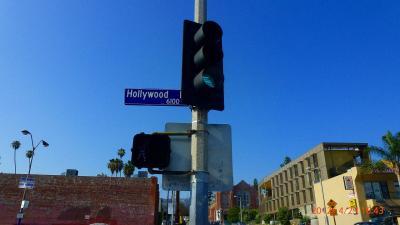 ★1日目:2012アメリカ南西部FLY&DRIVE(成田出発~ハリウッド~カリフォルニア州ロサンゼルス)