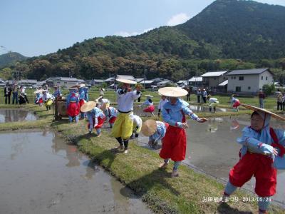 野洲の悠紀斎田と三上山を訪ねて/滋賀県・野洲市、湖南市、守山市