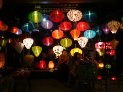 親子旅第五弾 ベトナム 6ホイアンランタン祭