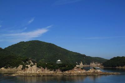 広島 鞆の浦で充電