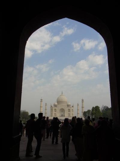 とうとうインドに呼ばれた旧友とインドへ♪④憧れのタージマハール★アグラ&ファテプールシクリ編