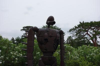 2013 三鷹の森ジブリ美術館によってみました。
