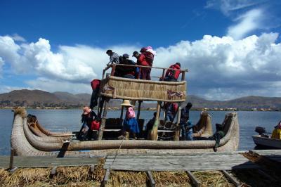 2013 ペルー&アルゼンチン20日間の旅 ★Puno