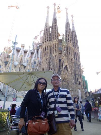 初めてのスペイン旅行