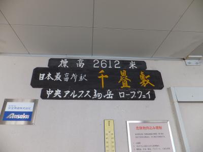 岐阜から長野県を巡る旅 6日目