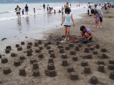 鎌倉材木座海岸