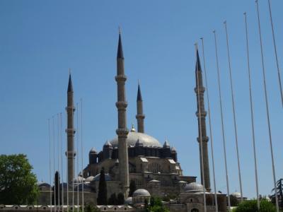 エジプト・トルコ 15日間の旅 3日目「トルコ エディルネ」