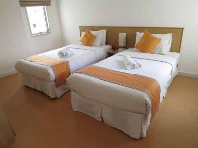 チェンマイで暮らすように旅をする。Studio 99 Serviced Apartmentsに滞在。