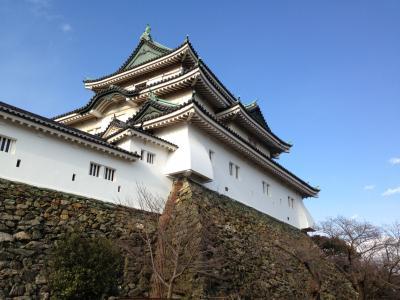 和歌山城【日本100名城】と和歌山電鐵