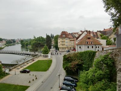 '13年旧東独の町、宗教改革ゆかりの町、そしてチューリンゲン、バイエルンの町巡り3。ゲルリッツ。