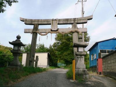 日本の旅 関西を歩く 大阪府寝屋川市大杜御祖(おおもりみおや)神社、高宮遺跡周辺