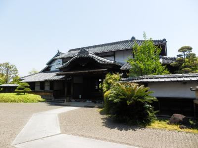 九州北部2013GW旅行記 【12】熊本2(旧細川刑部邸他)