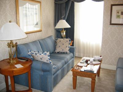 名古屋マリオットアソシアホテル でくつろぎましょう!! (2003年8月30日~31日)