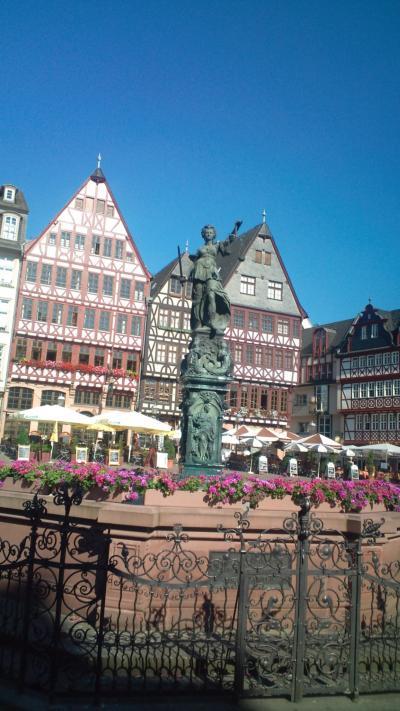 2010 ドイツ→イタリア→ポーランド出張ついでのプチ観光(ドイツ編)